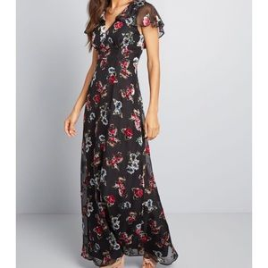 ModCloth x Anna Sui Authentically Chic Maxi Dress
